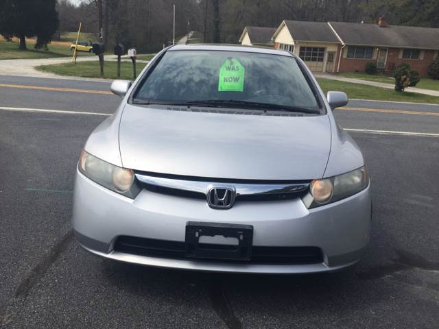 2008 Honda Civic For Sale At Speed Auto Mall In Greensboro NC