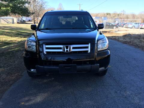 2007 Honda Pilot for sale at Speed Auto Mall in Greensboro NC