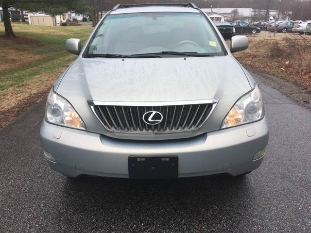 2009 Lexus RX 350 for sale at Speed Auto Mall in Greensboro NC