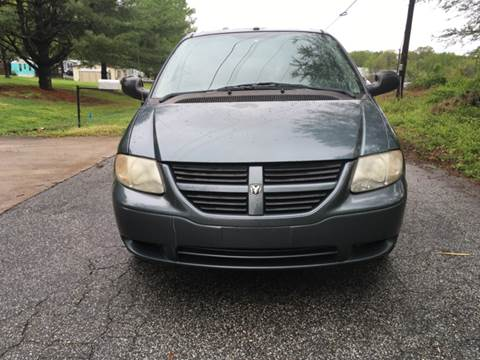 2007 Dodge Grand Caravan for sale at Speed Auto Mall in Greensboro NC