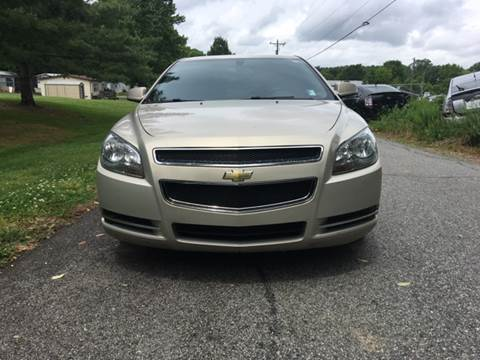 2012 Chevrolet Malibu for sale at Speed Auto Mall in Greensboro NC