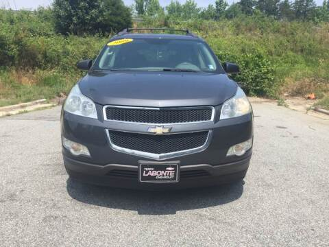 2009 Chevrolet Traverse for sale at Speed Auto Mall in Greensboro NC