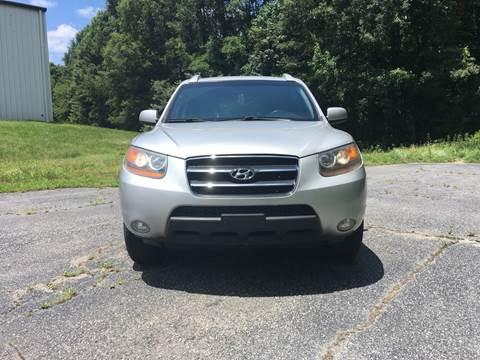 2008 Hyundai Santa Fe for sale at Speed Auto Mall in Greensboro NC