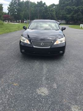 2007 Lexus ES 350 for sale at Speed Auto Mall in Greensboro NC