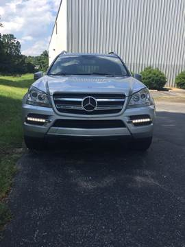 2012 Mercedes-Benz GL-Class for sale at Speed Auto Mall in Greensboro NC