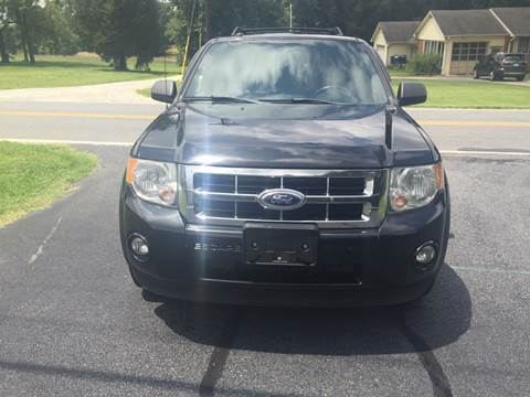 2011 Ford Escape for sale at Speed Auto Mall in Greensboro NC