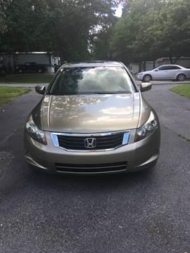 2009 Honda Accord for sale at Speed Auto Mall in Greensboro NC