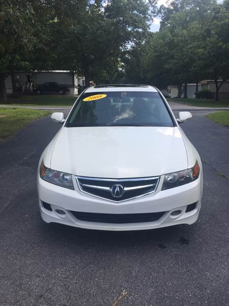 Acura TSX WNavi In Greensboro NC Speed Auto Mall - Acura tsx for sale in nc