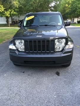 2011 Jeep Liberty for sale at Speed Auto Mall in Greensboro NC