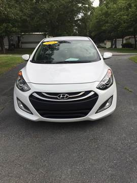 2013 Hyundai Elantra for sale at Speed Auto Mall in Greensboro NC