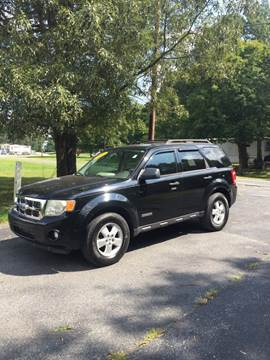 2008 Ford Escape for sale at Speed Auto Mall in Greensboro NC