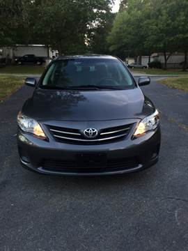 2013 Toyota Corolla for sale at Speed Auto Mall in Greensboro NC