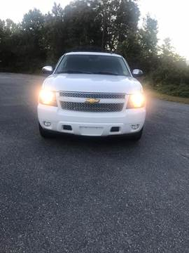 2008 Chevrolet Tahoe for sale at Speed Auto Mall in Greensboro NC