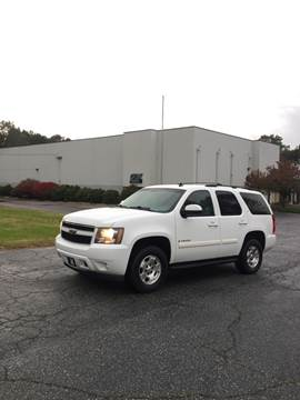 2009 Chevrolet Tahoe for sale at Speed Auto Mall in Greensboro NC