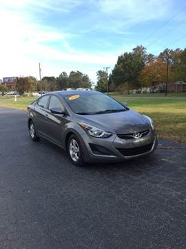 2014 Hyundai Elantra for sale at Speed Auto Mall in Greensboro NC