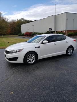 2011 Kia Optima for sale at Speed Auto Mall in Greensboro NC