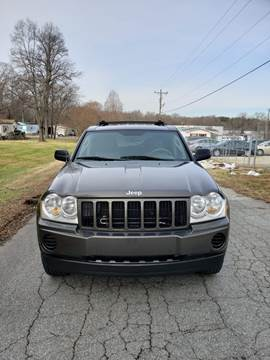 2006 Jeep Grand Cherokee for sale at Speed Auto Mall in Greensboro NC
