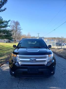 2012 Ford Explorer for sale at Speed Auto Mall in Greensboro NC