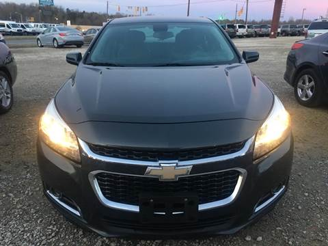 2015 Chevrolet Malibu for sale at Speed Auto Mall in Greensboro NC