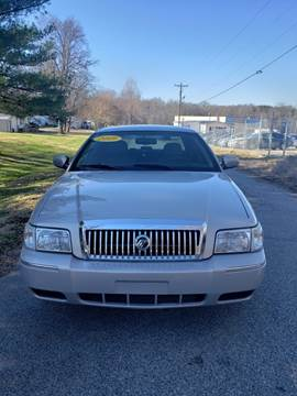 2009 Mercury Grand Marquis for sale at Speed Auto Mall in Greensboro NC
