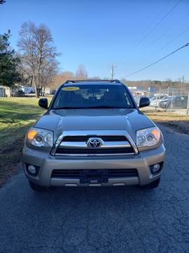 2007 Toyota 4Runner for sale at Speed Auto Mall in Greensboro NC