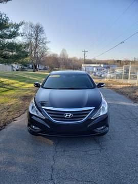 2014 Hyundai Sonata for sale at Speed Auto Mall in Greensboro NC