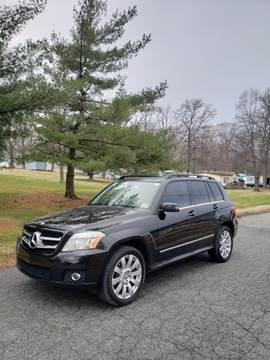 2011 Mercedes-Benz GLK for sale at Speed Auto Mall in Greensboro NC