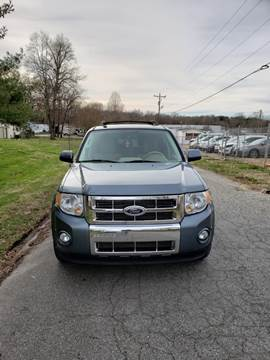 2010 Ford Escape for sale at Speed Auto Mall in Greensboro NC