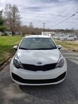 2013 Kia Rio for sale at Speed Auto Mall in Greensboro NC