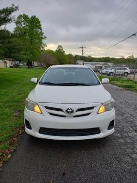 2011 Toyota Corolla for sale at Speed Auto Mall in Greensboro NC