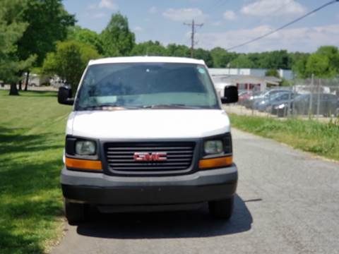 2006 GMC Savana for sale at Speed Auto Mall in Greensboro NC