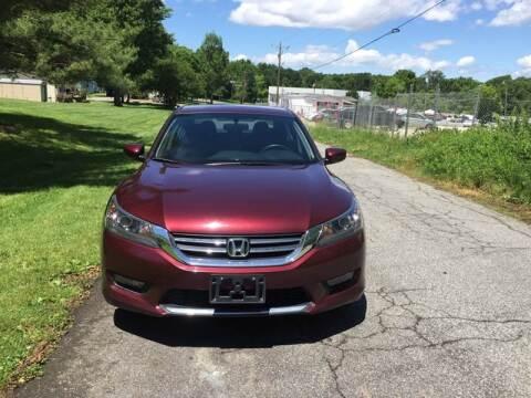 2015 Honda Accord for sale at Speed Auto Mall in Greensboro NC
