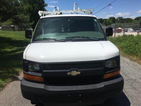 2011 Chevrolet Express Cargo for sale at Speed Auto Mall in Greensboro NC