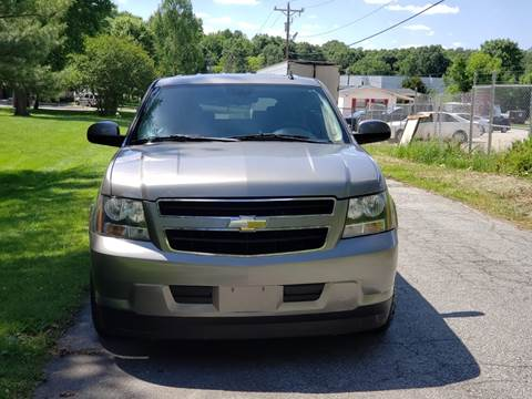 2008 Chevrolet Tahoe Hybrid for sale at Speed Auto Mall in Greensboro NC