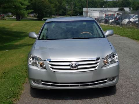 2005 Toyota Avalon for sale at Speed Auto Mall in Greensboro NC