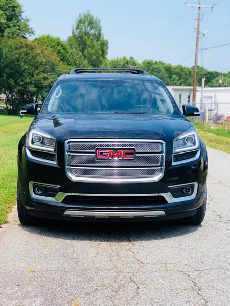 2014 GMC Acadia for sale at Speed Auto Mall in Greensboro NC