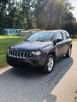 2015 Jeep Compass for sale at Speed Auto Mall in Greensboro NC