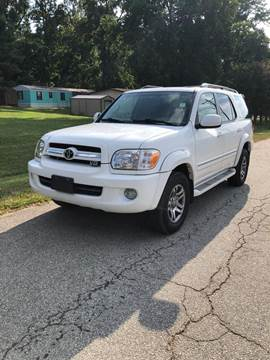2005 Toyota Sequoia for sale at Speed Auto Mall in Greensboro NC