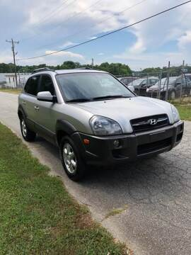 2005 Hyundai Tucson for sale at Speed Auto Mall in Greensboro NC