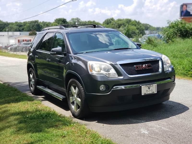 2012 GMC Acadia for sale at Speed Auto Mall in Greensboro NC