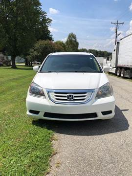 2008 Honda Odyssey for sale at Speed Auto Mall in Greensboro NC