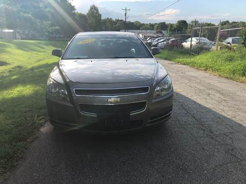 2011 Chevrolet Malibu for sale at Speed Auto Mall in Greensboro NC