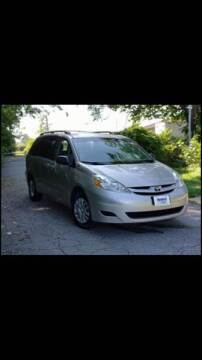 2008 Toyota Sienna for sale at Speed Auto Mall in Greensboro NC