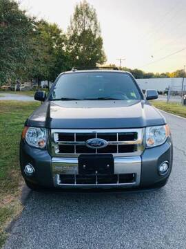 2009 Ford Escape for sale at Speed Auto Mall in Greensboro NC