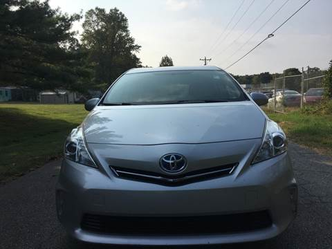 2012 Toyota Prius v for sale at Speed Auto Mall in Greensboro NC