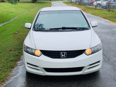 2011 Honda Civic for sale at Speed Auto Mall in Greensboro NC