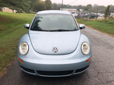 2010 Volkswagen New Beetle for sale at Speed Auto Mall in Greensboro NC