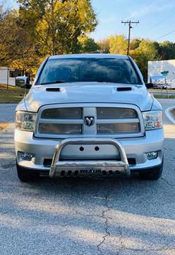 2011 RAM Ram Pickup 1500 for sale at Speed Auto Mall in Greensboro NC