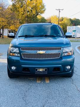 2010 Chevrolet Tahoe for sale at Speed Auto Mall in Greensboro NC
