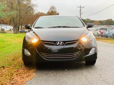 2011 Hyundai Elantra for sale at Speed Auto Mall in Greensboro NC